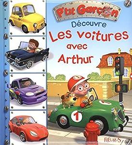 """Afficher """"Découvre les voitures avec Arthur"""""""