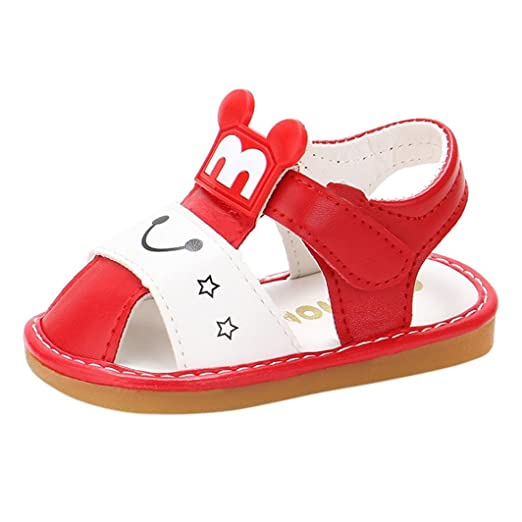 Sandalias Para Bebés Xinantime Zapatos Bebé Primeros pasos Sneaker Zapatilla de Recién nacido zapatilla de deporte Suaves Zapatos de Princesa ...