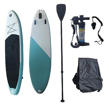 Nataly Osmann Tablero de Surf de Espuma para Principiantes Soft Surfboard