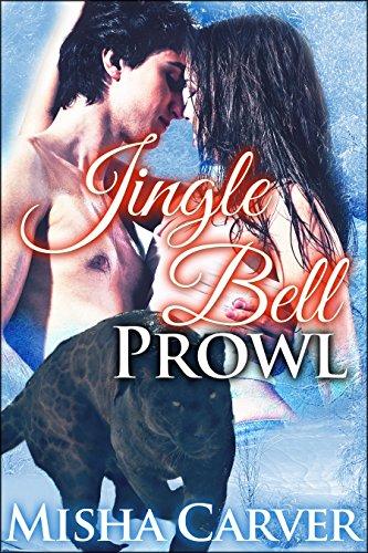 Jingle Bell Prowl: A BBW Panther Shifter Christmas Romance (Jingle Bell Shifters Book 3)