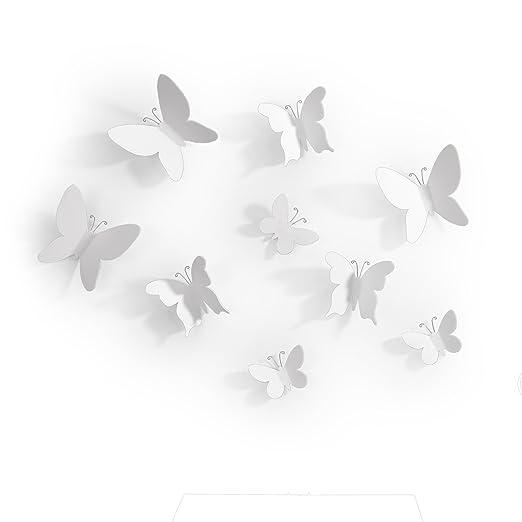 38 opinioni per Umbra, Farfalle decorative da parete