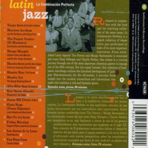 Latin Jazz: La Combinacion Perfecta