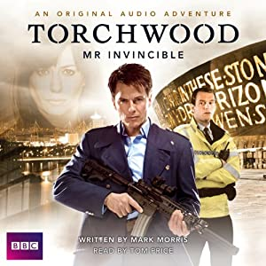 Torchwood: Mr Invincible Radio/TV Program