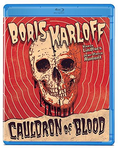 Cauldron of Blood [Blu-ray]