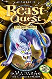 Beast Quest: 40: Madara the Midnight Warrior