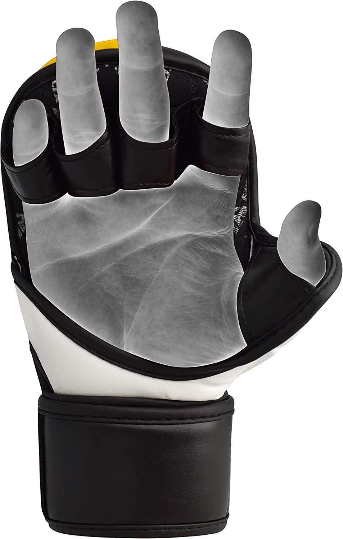 RDX T6 MMA Trainingshandschuhe Grappling Gloves