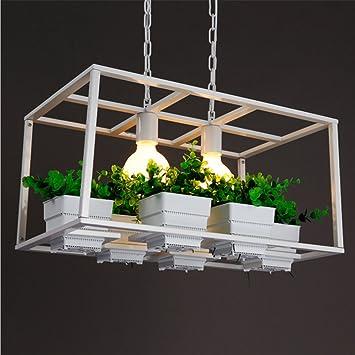 Oofay Light Pendelleuchte Eisenkunst Kreativitat Blumentopfe
