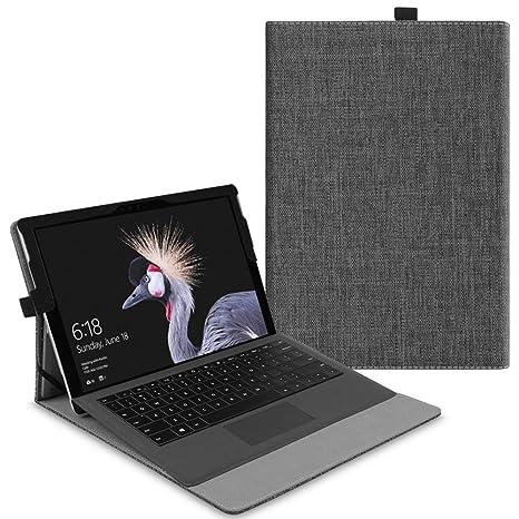 Fintie Funda para Microsoft Surface Pro 6(2018)/Surface Pro 5(2017)/Pro 4/Pro 3: Amazon.es: Electrónica