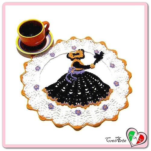 Tapete redondo colorido con bruja para Halloween de ...