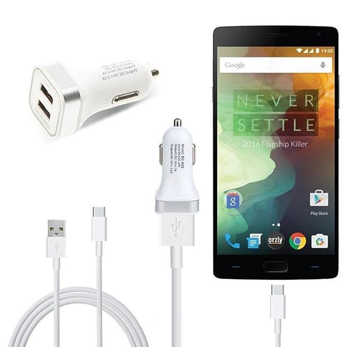 ABC® tipo C cargador de coche USB 3.1 adaptador para Nexus ...