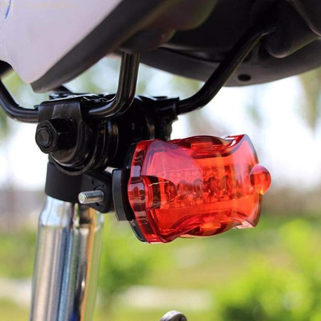 StVZO Zugelassen Wiederaufladbare Fahrradbeleuchtung Fahrradlampe Fahrradlichter USB Set Bloodfin USB XM-L T6 LED Licht vorne Radfahren Licht Scheinwerfer mit R/ücklicht Fahrradlicht Set