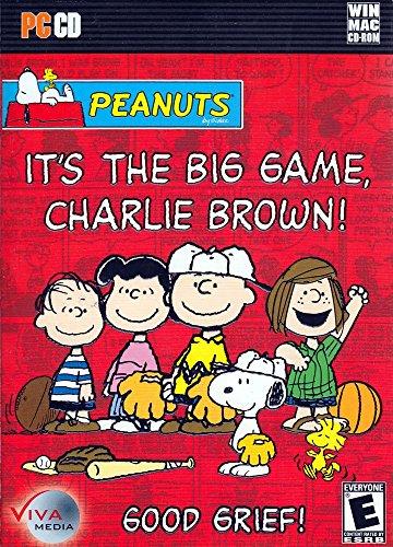 Peanuts: It's The Big Game Charlie Brown [Old Version]