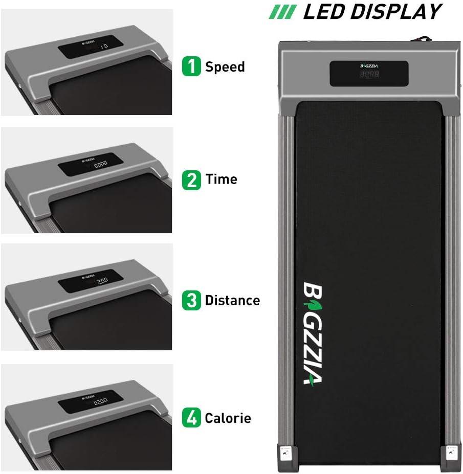 bigzzia treadmill lcd display