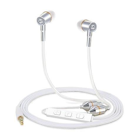 Tuisy Actualizado Antiradiación Tubo de Aire Auriculares: Amazon.es: Electrónica