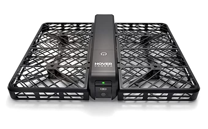 Hover Camera Passport Drone - YOUR Personal Self de Flying phot ographer - UK Stock: Amazon.es: Informática