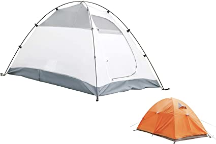 Mountain Climbing Tent Ultra Light Double Single Tent Outdoor Camping Weatherproof Sunscreen Waterproof Tent Suitable For Outdoor Sportsmen