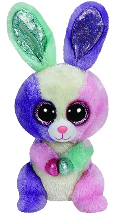 5d37baf95c3 Image Unavailable. Image not available for. Color  Ty Beanie Boos Bloom -  Multicolor Bunny