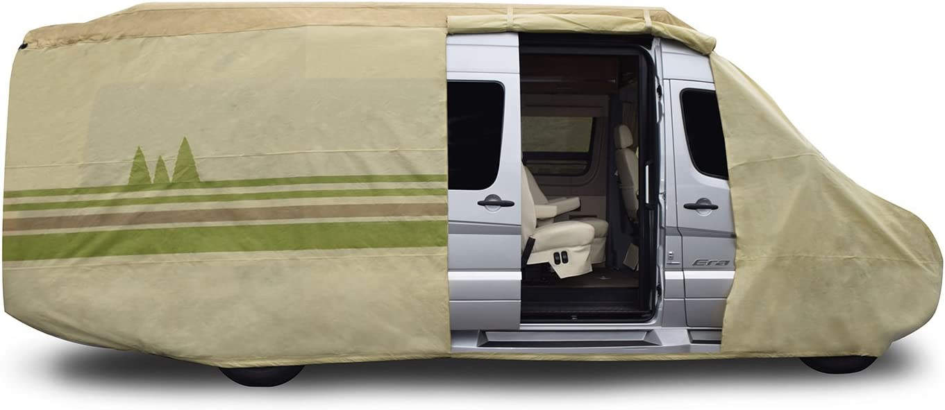ADCO 64864 Winnebago 261//29 Class C RV Cover  w//no Front Overhang