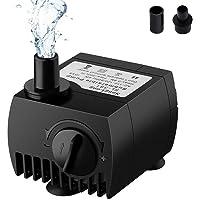 SeeKool Mini Bomba de Agua Ultra Silencioso 300L/H