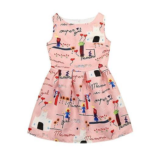 b1eb94357 Amazon.com  Kids Baby Girl Playwear Dress