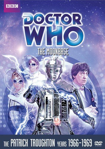 Doctor Who: The Moonbase (Story 33) (Doctor Who Region 2 Dvd)