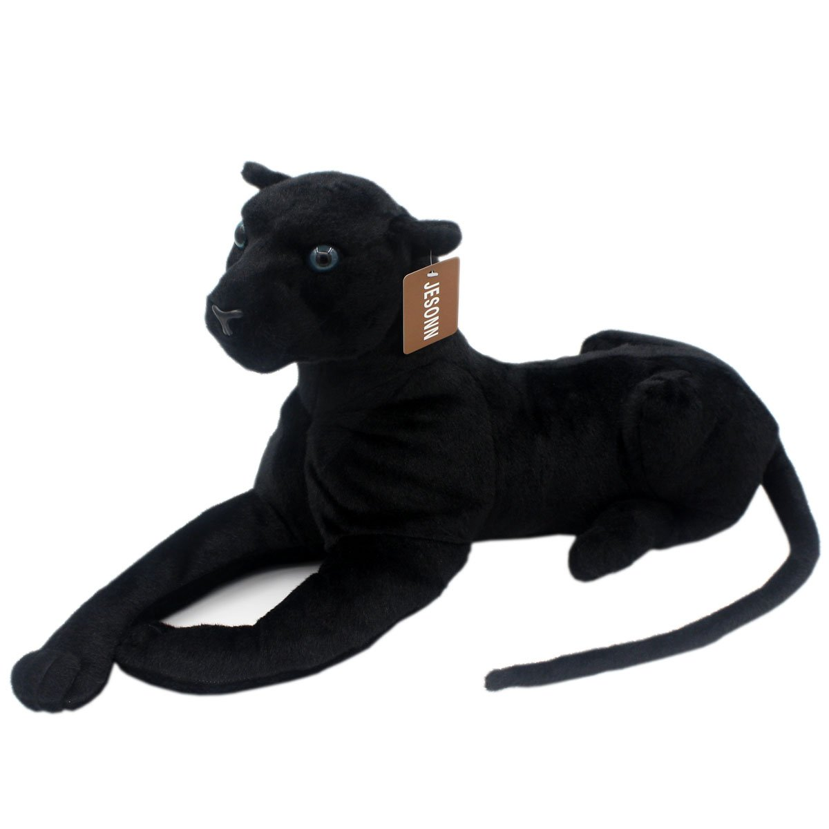 12 Inches JESONN Lifelike Stuffed Animals Toys Panther Plush