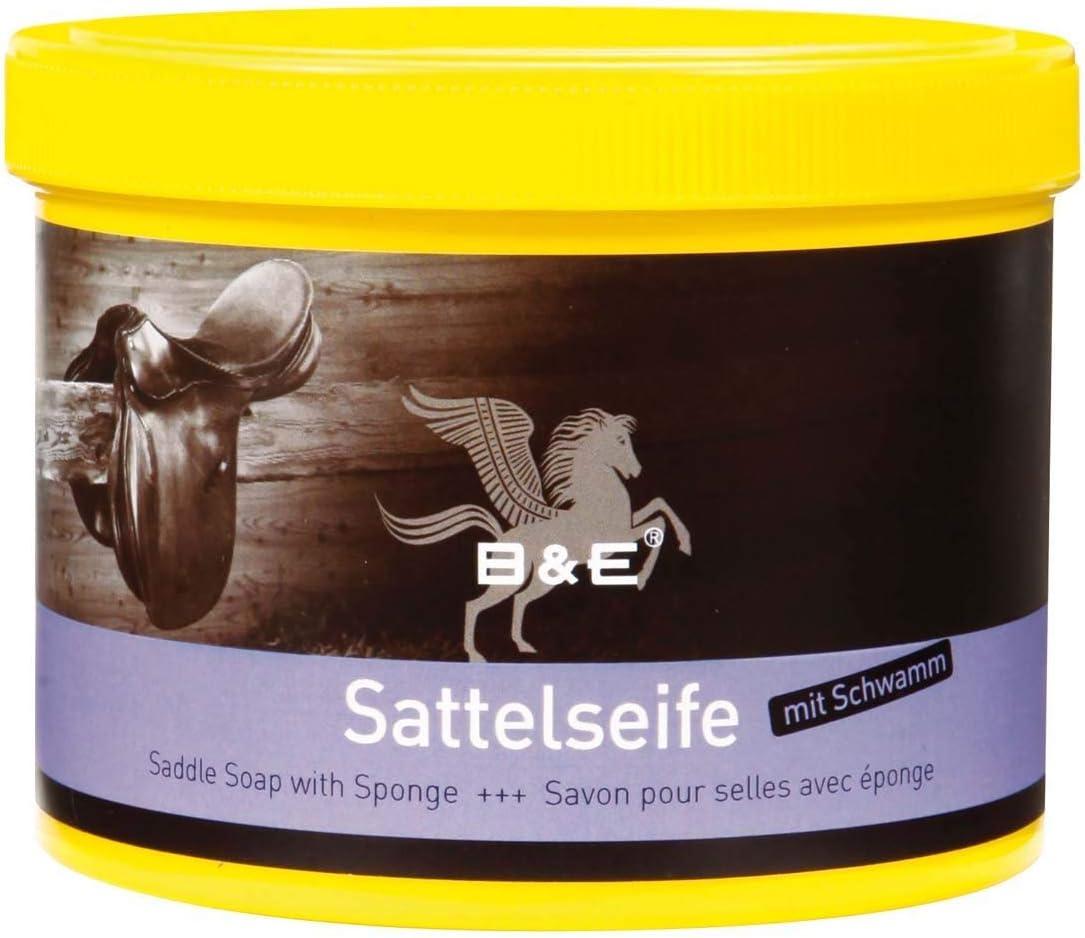 B & E jabón con esponja