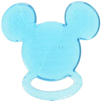 Disney Mickey Mouse Icon Water Filled Teether : Baby