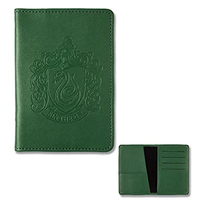 Amazon.com  Wizarding World of Harry Potter   Slytherin Faux Leather ... 7f2a285b164c