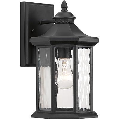 """Progress Lighting P6071-31 Outdoor, 7"""", Black: Home Improvement"""