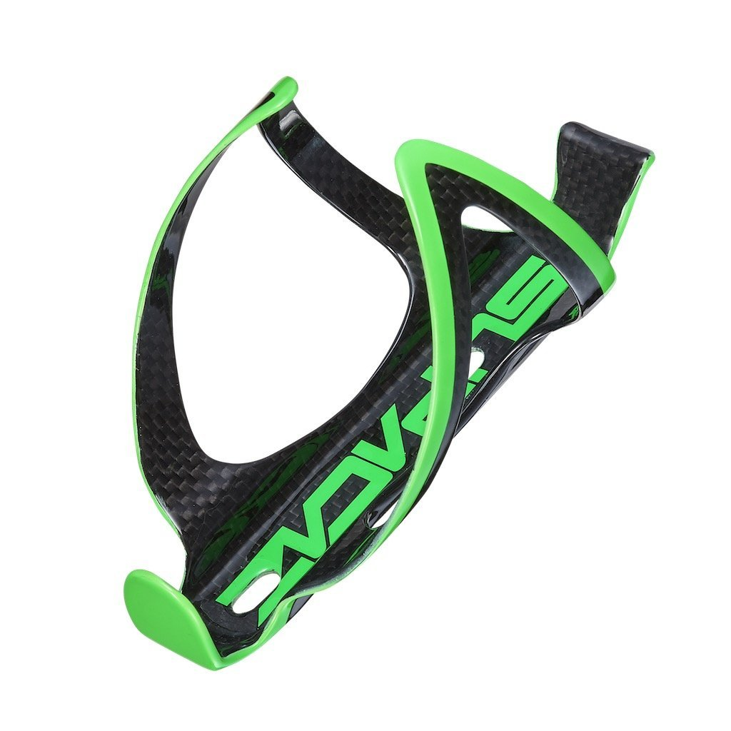 Supacaz Neon Green Fly Cage