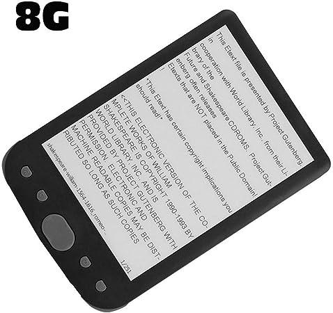 Motto.h Kindle E-Reader, Pantalla de 6 Pulgadas, 4 GB 8 GB 16 GB, Wi-Fi, Impermeable, Altavoz Integrado, función de Lector de cómics: Amazon.es: Hogar