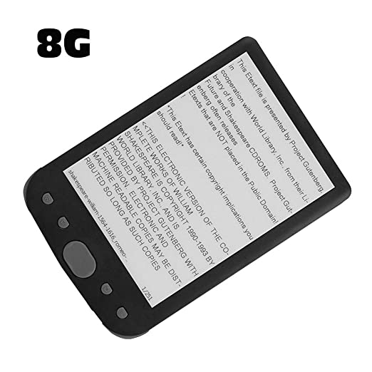 Motto.h Kindle E-Reader, Pantalla de 6 Pulgadas, 4 GB 8 GB 16 GB ...