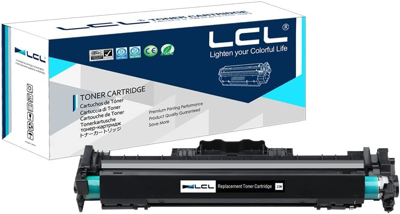 LCL Compatible Drum Unit Replacement for HP 32A CF232A M203d M203dn 203dw MFP M277 MFP M227d MFP M227fdn MFP M227fdw MFP 227sdn Printer (1-Pack Black) With Chip