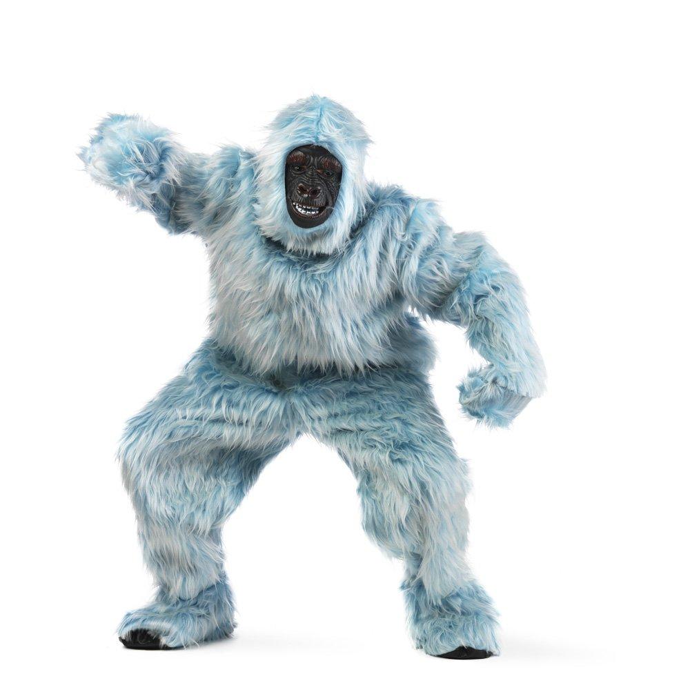 Limit Sport - Disfraz de peluche gorila para adultos, color azul ...