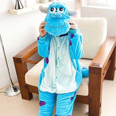 MA Pijama Kigurumi Monster Sulley Onesies para Adultos ...
