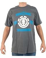Element Monogram T-Shirt Charcoal