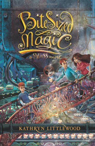 Download By Kathryn Littlewood Bite-Sized Magic: A Bliss Novel pdf