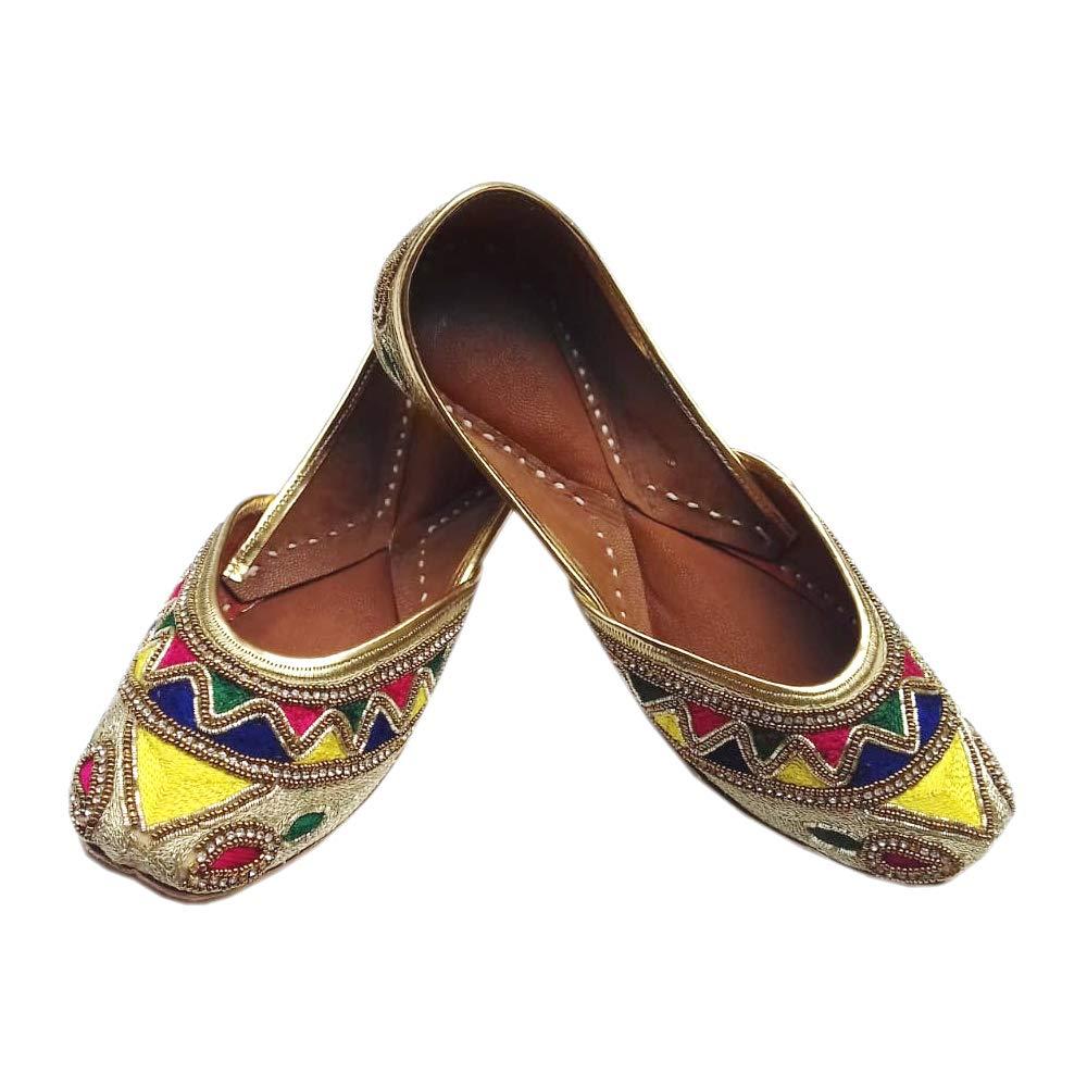 Buy Prajapati Handicrafts Punjabi Jutti