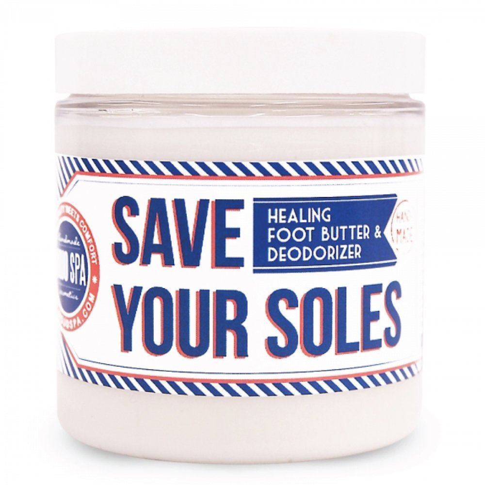 Save Your Soles Healing Foot Butter