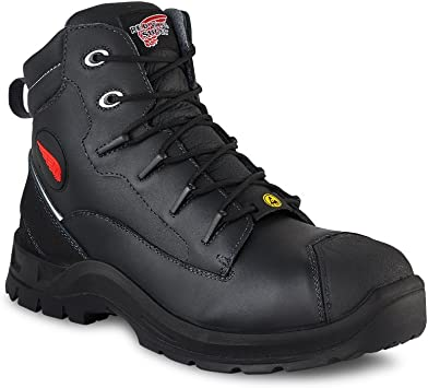 Red Wing Petroking 3205 Black – S3 ESD