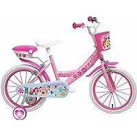 "Disney Princesse Vélo Enfant Rose 16"""