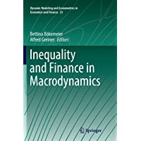 Inequality and Finance in Macrodynamics: 23
