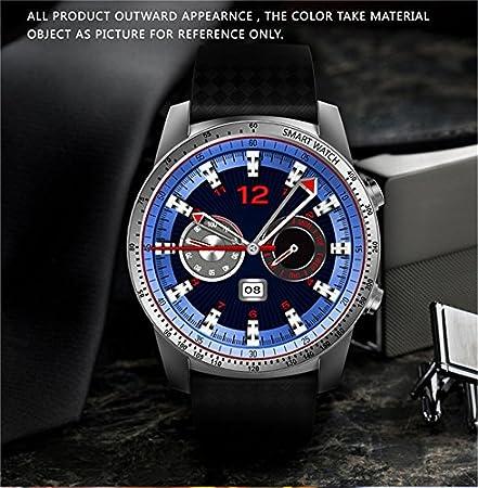 Amazon.com: kw99 Reloj Inteligente Android 5.1 OS MTK6580 ...