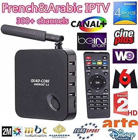MU Envío rápido por expreso Estable IPTV HD para el francés y ...