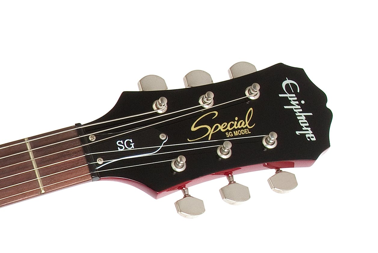 Epiphone SG-Special Electric Guitar (w/ KillPot, Cherry Red by Epiphone (Image #4)