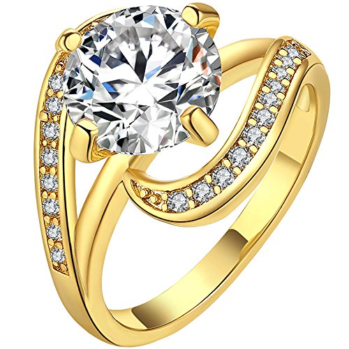 yellow engagement rings - 9