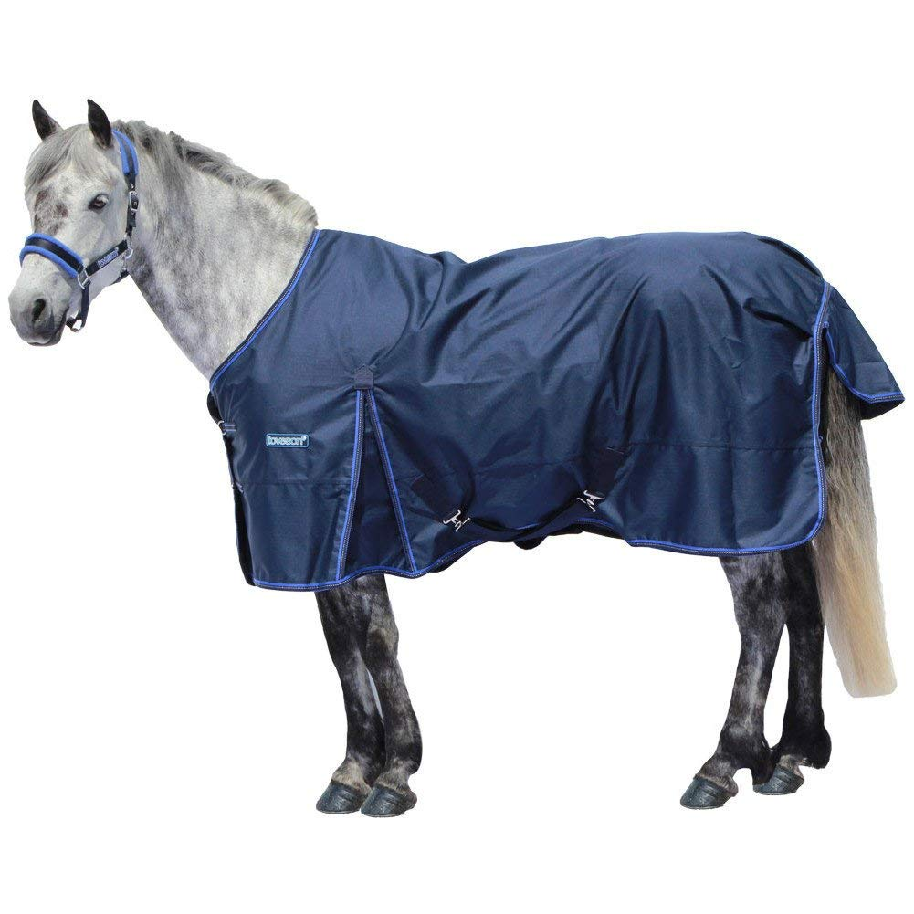 Loveson Turnout Sheet 0g Navy/Blue/Navy/Silver 78 by Loveson