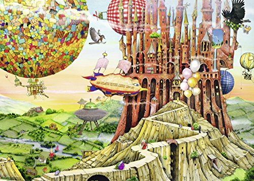 Ravensburger Flying Home 1000 Piece Jigsaw Puzzle Adults
