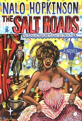 book cover of The Salt Roads